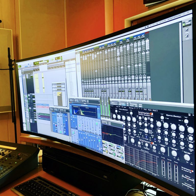 Online-Mixing & Online-Mastering with Protools Ultimate