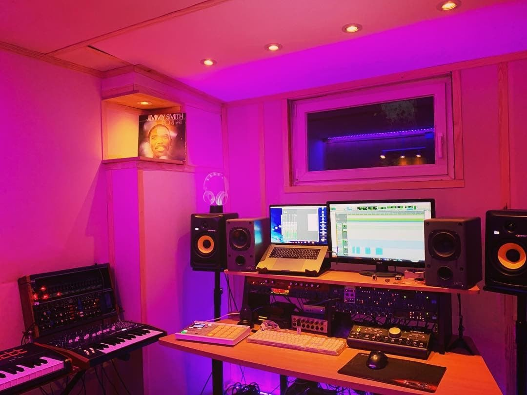 Tonstudio Recording & Editing Regie B München & Augsburg