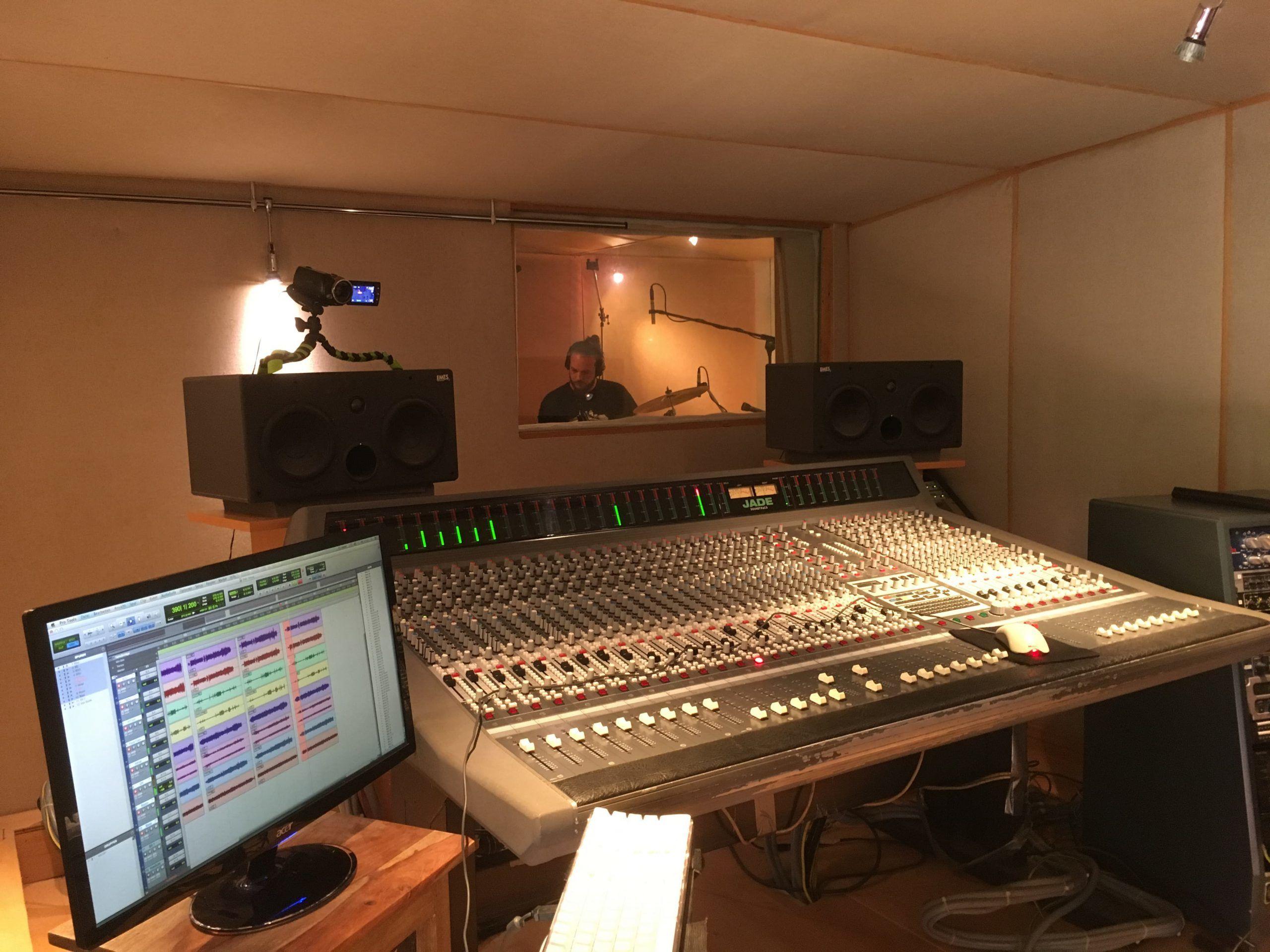 Tonstudio Aufnahme Regie München & Augsburg